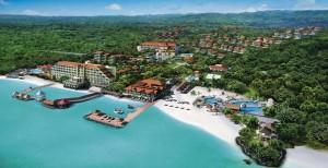 Sandals Ochi Beach Resort and Spa in Ocho Rios, Jamaica