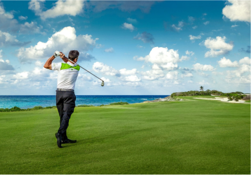 Sandals is a golf lover's paradise