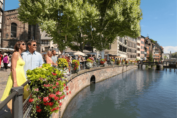 Amazing Views In Strasbourg, France