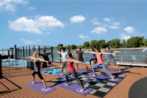 Stay Healthy With Great Yoga Sessions