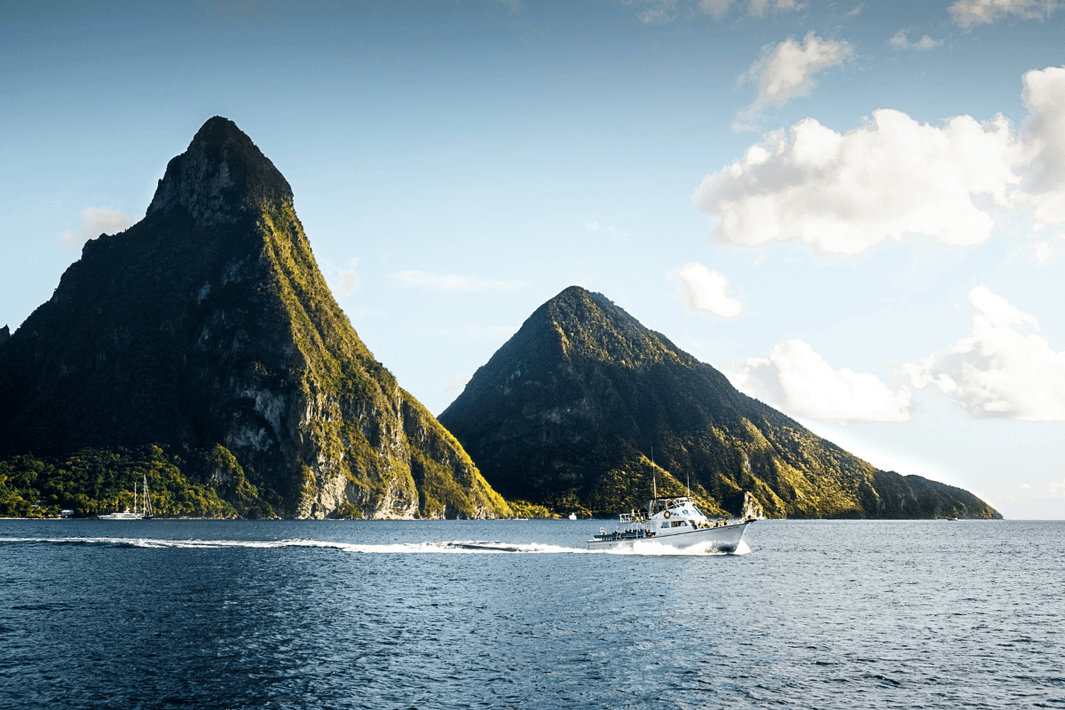Saint Lucia, Let Her Inspire You