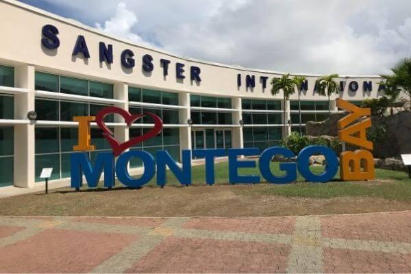 international airport in montego bay