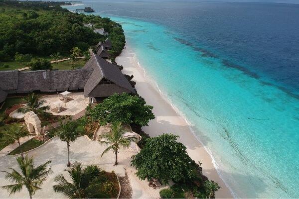 the stunning zanzibar island