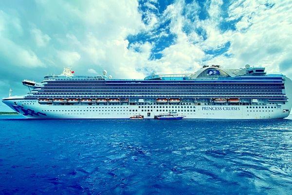 stunning princess cruises